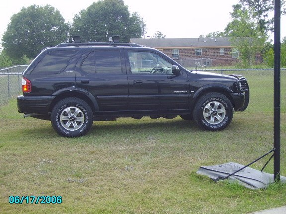 Another fresh08 2001 Isuzu Rodeo post... - 8942171