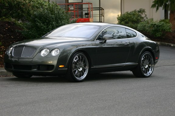 brianwhitehead 39 s 2005 bentley continental gt in bellevue wa. Black Bedroom Furniture Sets. Home Design Ideas