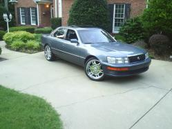 Quez123s 1991 Lexus LS
