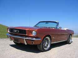66Runts 1966 Ford Mustang
