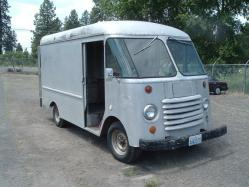 galvanizedknight 1963 Ford Step Van