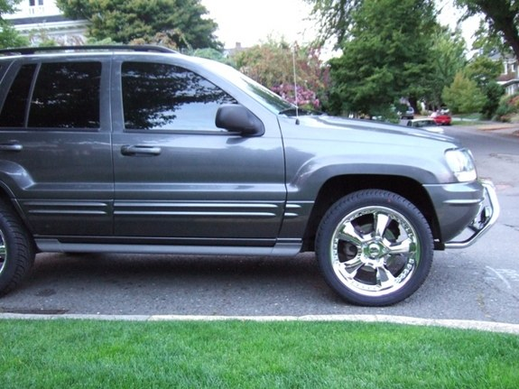 HOJeepster 2002 Jeep Grand Cherokee
