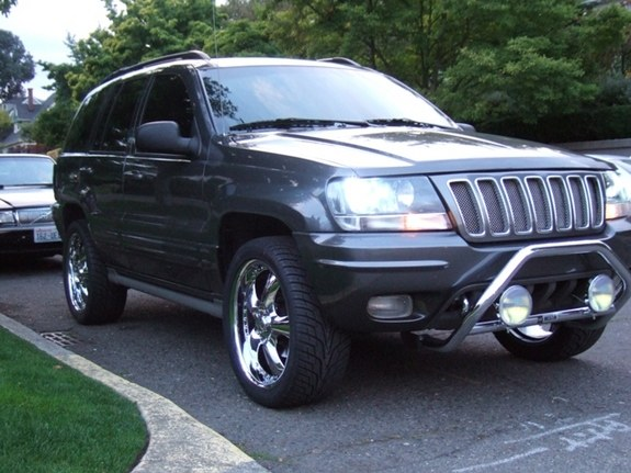 Another HOJeepster 2002 Jeep Grand Cherokee post... - 8584118
