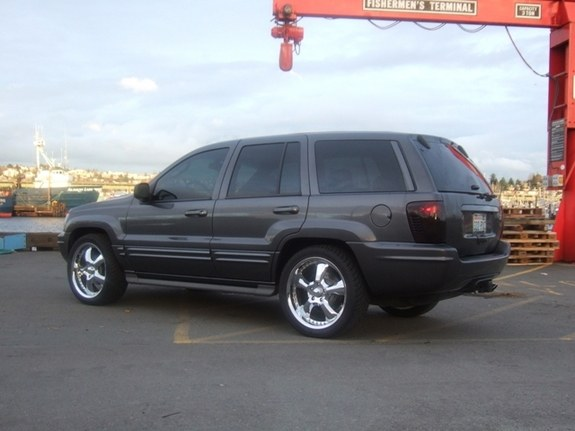 Another HOJeepster 2002 Jeep Grand Cherokee post... - 8584125