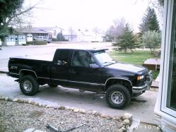 Showtime37s 1996 GMC Sierra 1500 Regular Cab