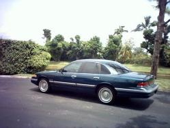 fordrider1987 1994 Ford Crown Victoria