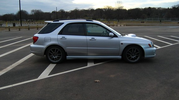 Another boostidwagon 2002 Subaru Impreza post... - 8587176