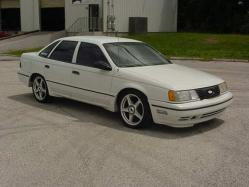 TurboSHOs 1990 Ford Taurus