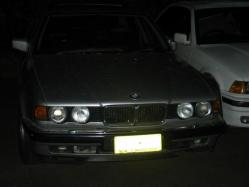 AnthonyE34M5s 1991 BMW 7 Series