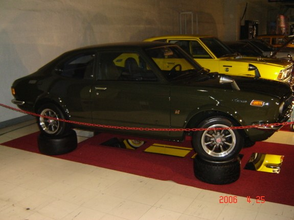 Another minimed 1974 Toyota Corolla post... - 8589741