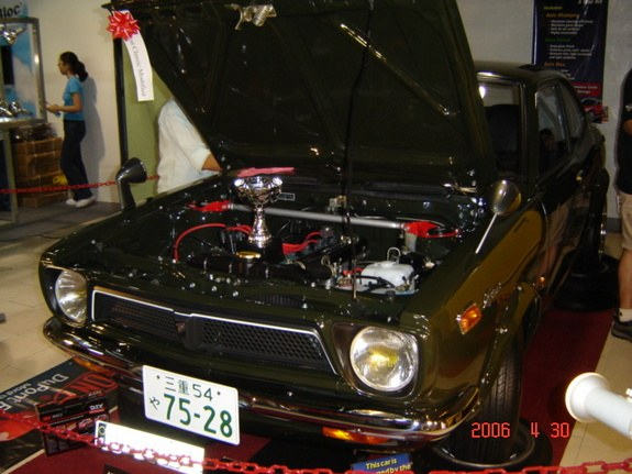 Another minimed 1974 Toyota Corolla post... - 8589743