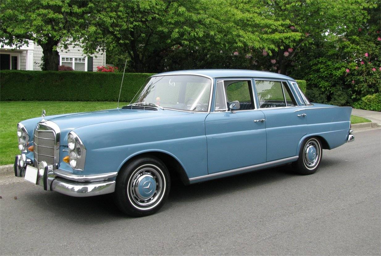 fintail 1960 mercedes benz s class specs photos