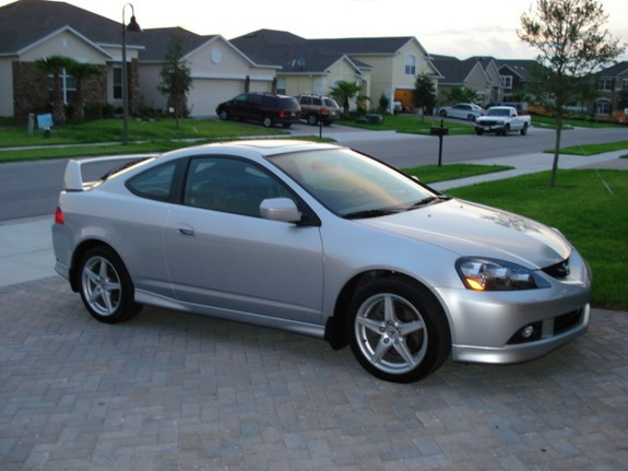 dc52nr 39 s 2006 acura rsx in ocoee fl. Black Bedroom Furniture Sets. Home Design Ideas