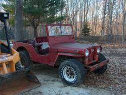 Jeepman401 1946 Willys CJ2A