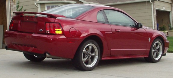 Another Colorado_Mustang 2003 Ford Mustang post... - 8597178