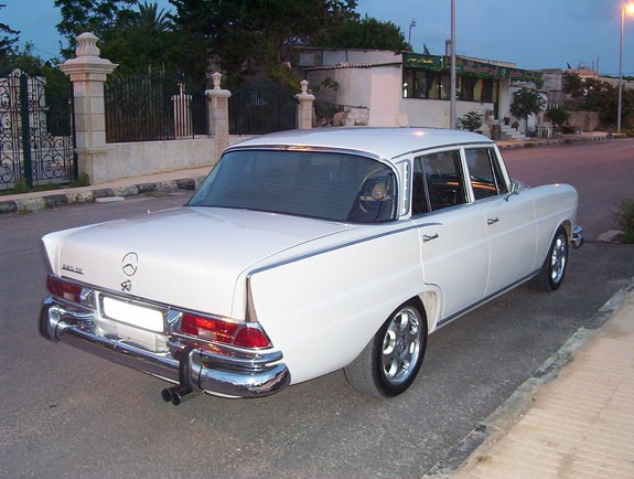 Another samisabsabi 1964 Mercedes-Benz S-Class post... - 8594472