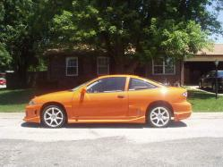 sliestls 1997 Chevrolet Cavalier