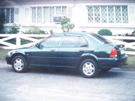 Another campyergo 1997 Honda City post... - 8598362