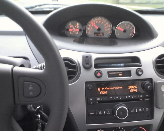 Abs Light On Car >> Thermalport 2006 Saturn Ion Specs, Photos, Modification ...
