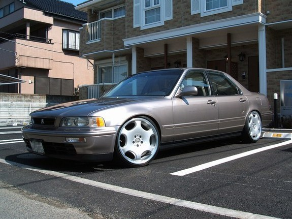 kazuu_KA7 1995 Acura Legend Specs, Photos, Modification ...