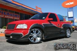 Devilheads 1998 Ford F150 Regular Cab