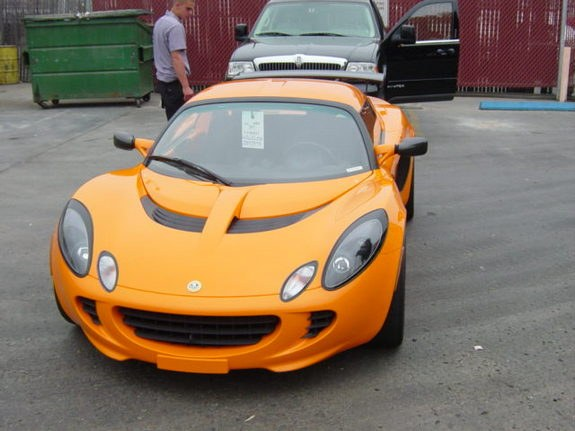 Another elicoolbreeze 2005 Lotus Elise post... - 8603873