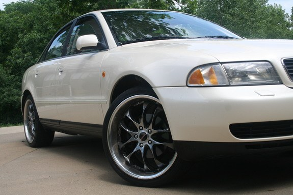 Another allintherims19 1998 Audi A4 post... - 8604157