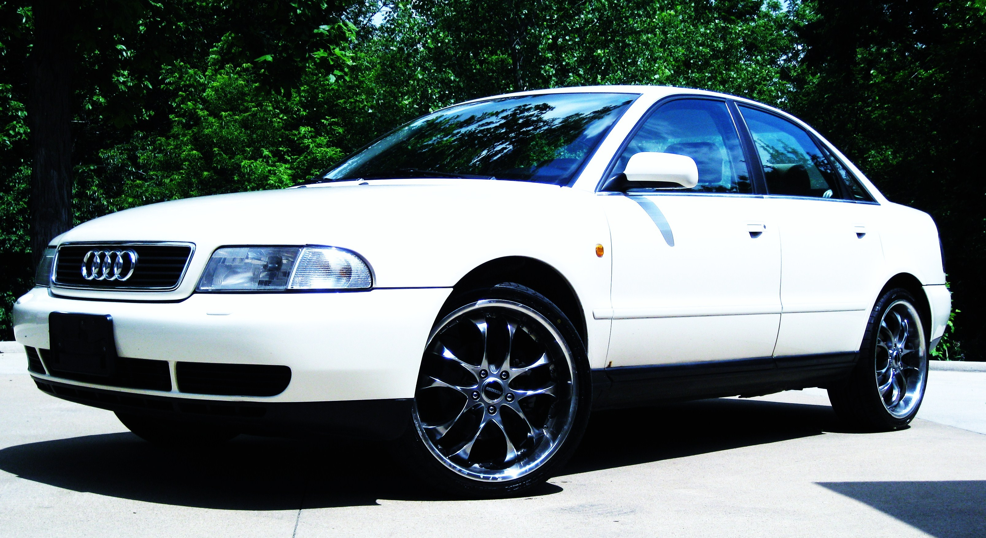 Another allintherims19 1998 Audi A4 post... - 8604230