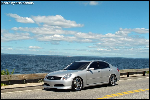Another onephatalti 2006 Infiniti G post... - 8603182