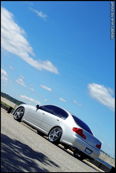 Another onephatalti 2006 Infiniti G post... - 8603183
