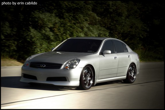 Another onephatalti 2006 Infiniti G post... - 8603185