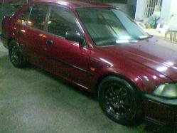 lucy_project 1996 Honda City