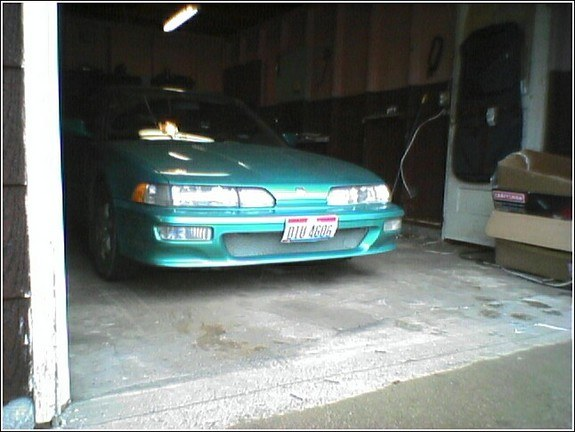 Another GreenBling 1992 Acura Integra post... - 8748278