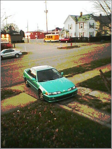 Another GreenBling 1992 Acura Integra post... - 8748283