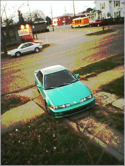 Another GreenBling 1992 Acura Integra post... - 8748284
