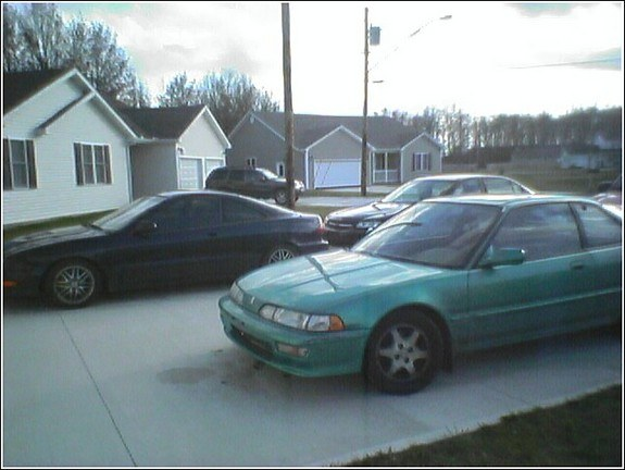 Another GreenBling 1992 Acura Integra post... - 8748286