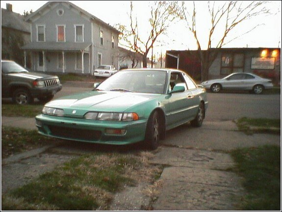 Another GreenBling 1992 Acura Integra post... - 8748293