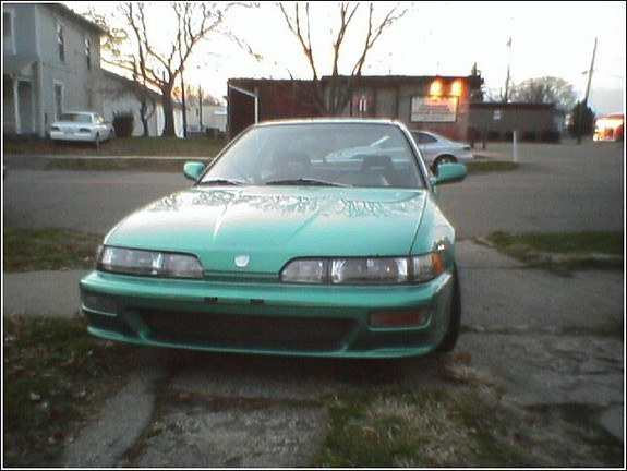 Another GreenBling 1992 Acura Integra post... - 8748294