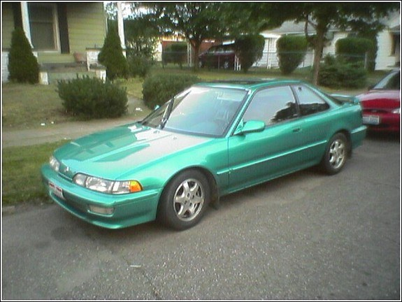 Another GreenBling 1992 Acura Integra post... - 8748314
