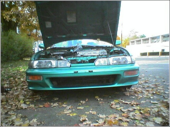 Another GreenBling 1992 Acura Integra post... - 8748324