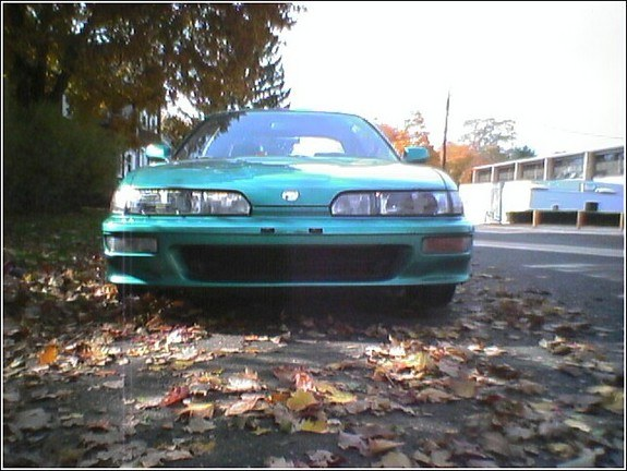 Another GreenBling 1992 Acura Integra post... - 8748327