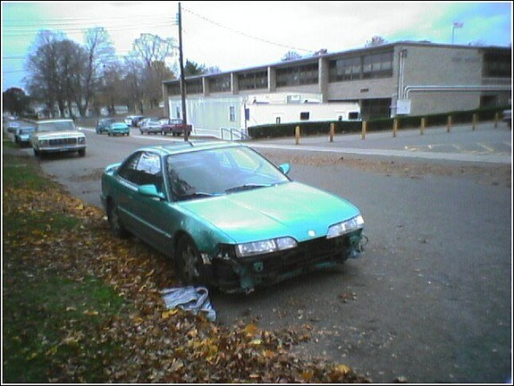 Another GreenBling 1992 Acura Integra post... - 8748330
