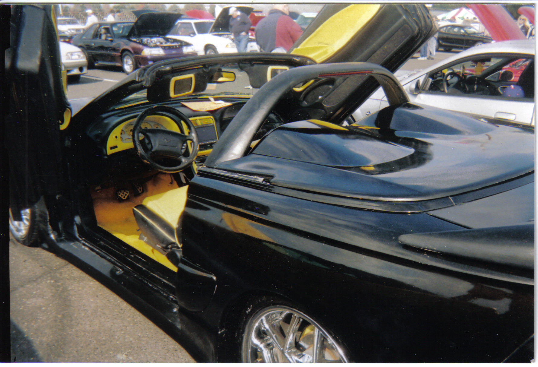 Another AORTIZ10 1998 Ford Mustang post... - 8608385
