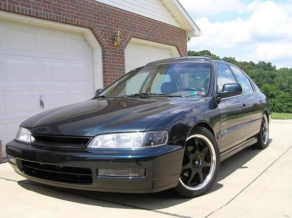 CivicEx97 1997 Honda Accord