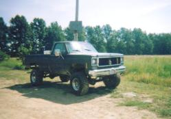 backyardcraps 1980 Chevrolet C/K Pick-Up