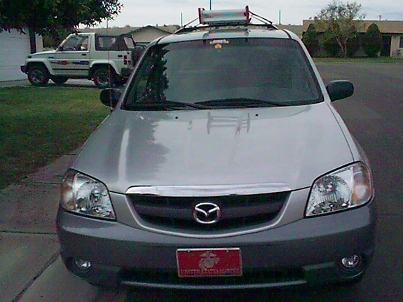 Another EJK-Marine 2001 Mazda Tribute post... - 8610841