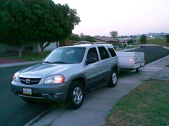 Another EJK-Marine 2001 Mazda Tribute post... - 8610843