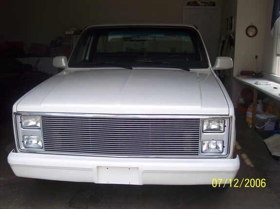 clintsimp 1980 Chevrolet S10 Regular Cab 8610001