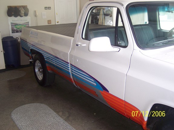 clintsimp 1980 Chevrolet S10 Regular Cab 8610002