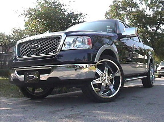 htownsmercury's 2006 Ford F150 Regular Cab